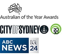 Event partners: National Australia Day Committee, City of Sydney and ABC News 24