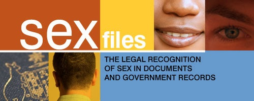 Sex files banner image