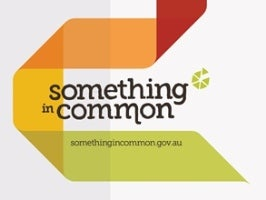 Something in Common logo