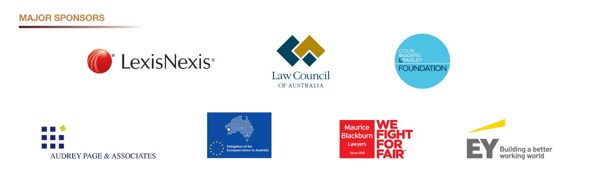 Composite image of sponsor logos