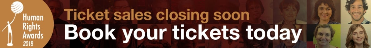 Ticket sales are closing soon, book your tickets today.