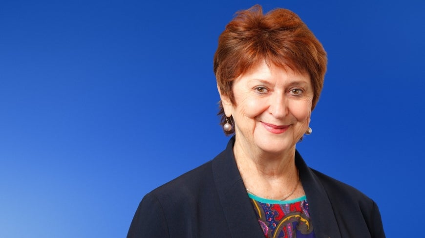 Former Age Discrimination Commissioner Susan Ryan