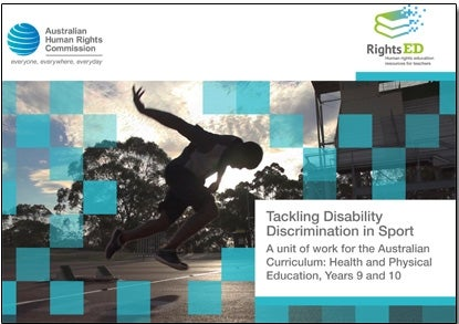 Disability Discrimination in Sport