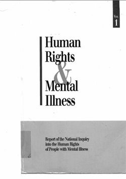 Report of the National Inquiry into the Human rights of