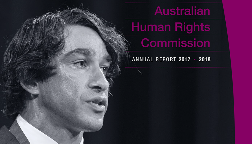 Johnathan Thurston, 2017 Human Rights Medal winner