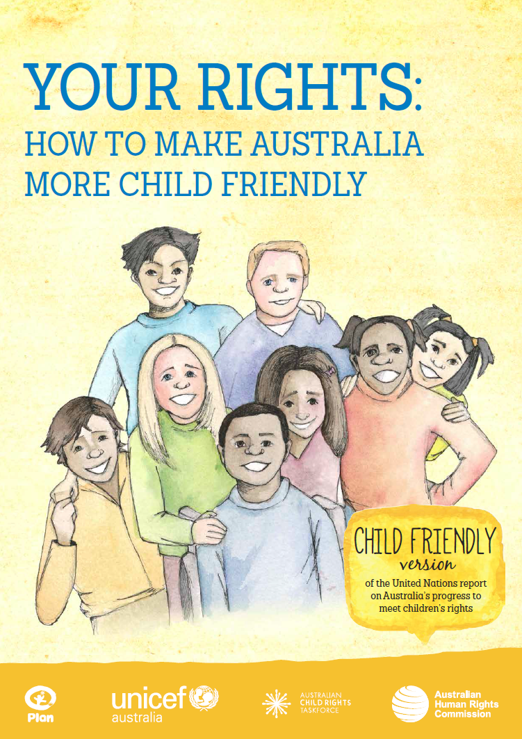 Your Rights: How to Make Australia More Child Friendly