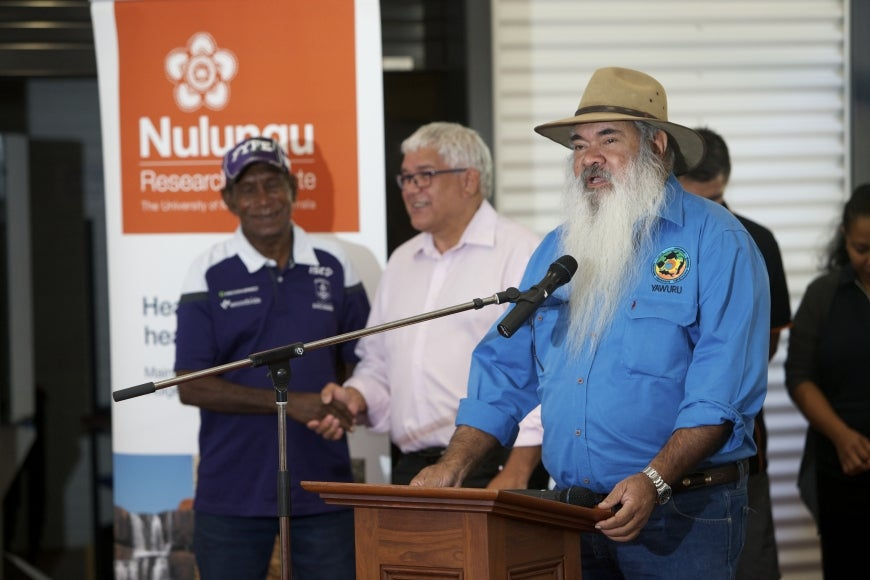 Increased Indigenous representation in Parliament welcome