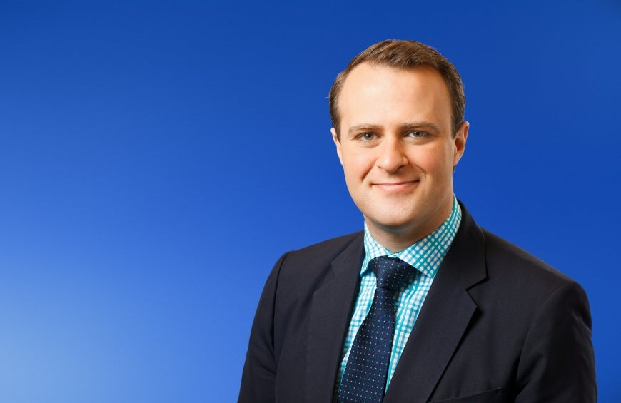 Human Rights Commissioner Tim Wilson