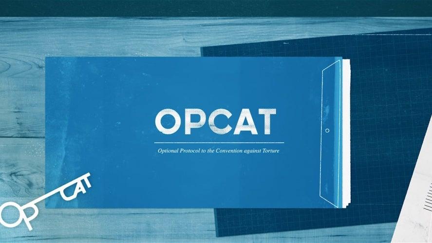 OPCAT banner