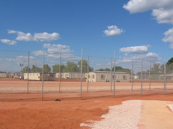 Curtin Immigration Detention Centre, Western Australia