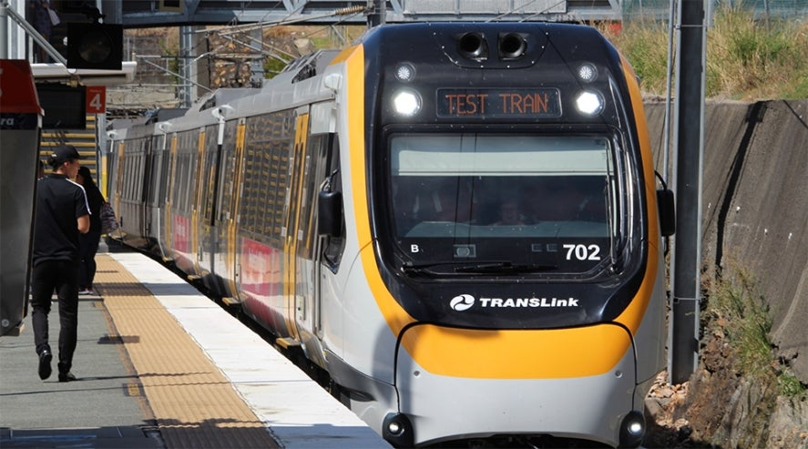 Next Generation RollingStock Train - Creative Commons photo by QR