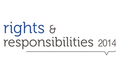 Rights & Responsibilities 2014