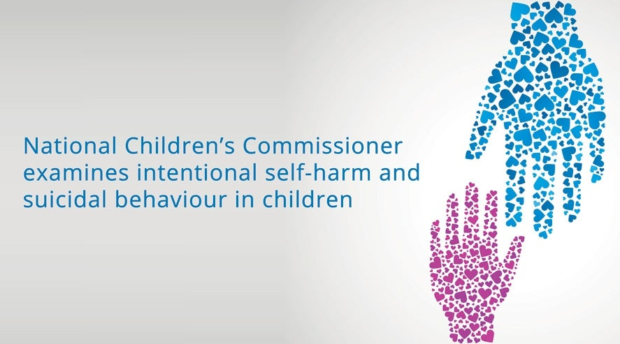National Children's Commissioner examines intentional self-harm and suicidal behaviour in children