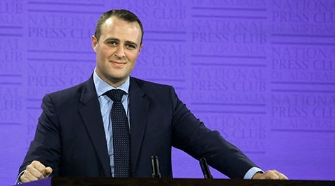 Human Rights Commissioner, Tim Wilson