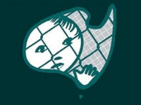 Children in immigration detention logo