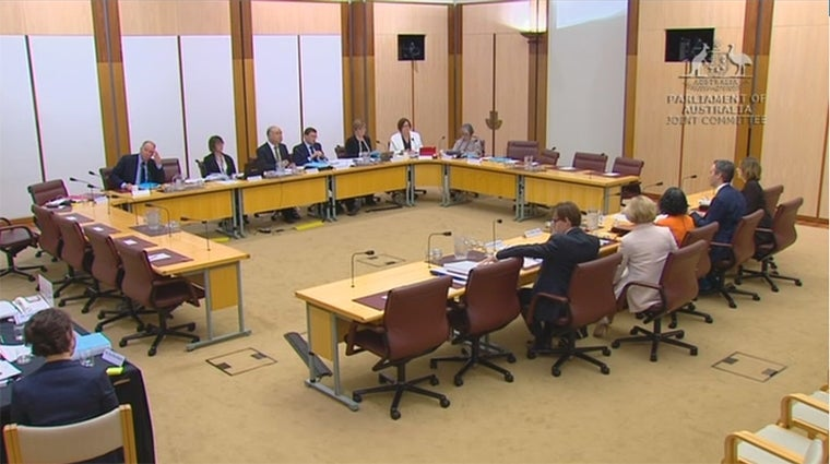 Joint Parliamentary Inquiry into Freedom of Speech