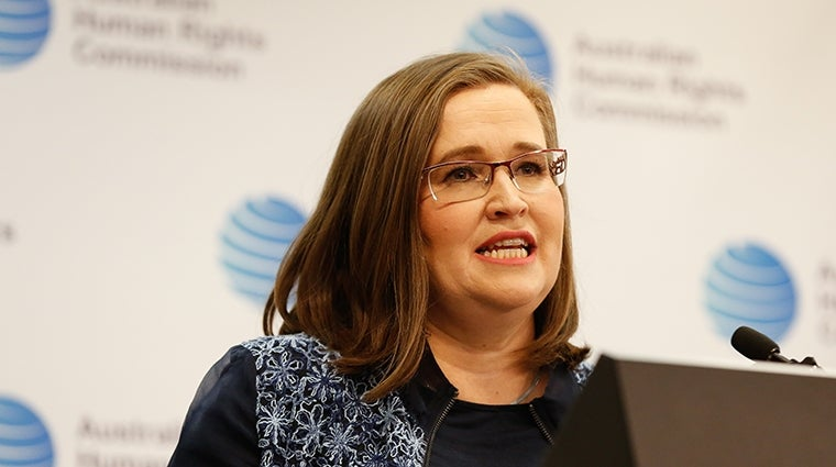 Kate Jenkins, Sex Discrimination Commissioner 2017