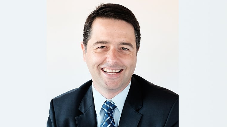 Commissioner Alastair McEwin