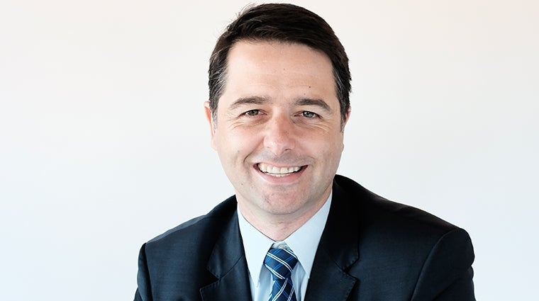 Disability Discrimination Commissioner Alastair McEwin