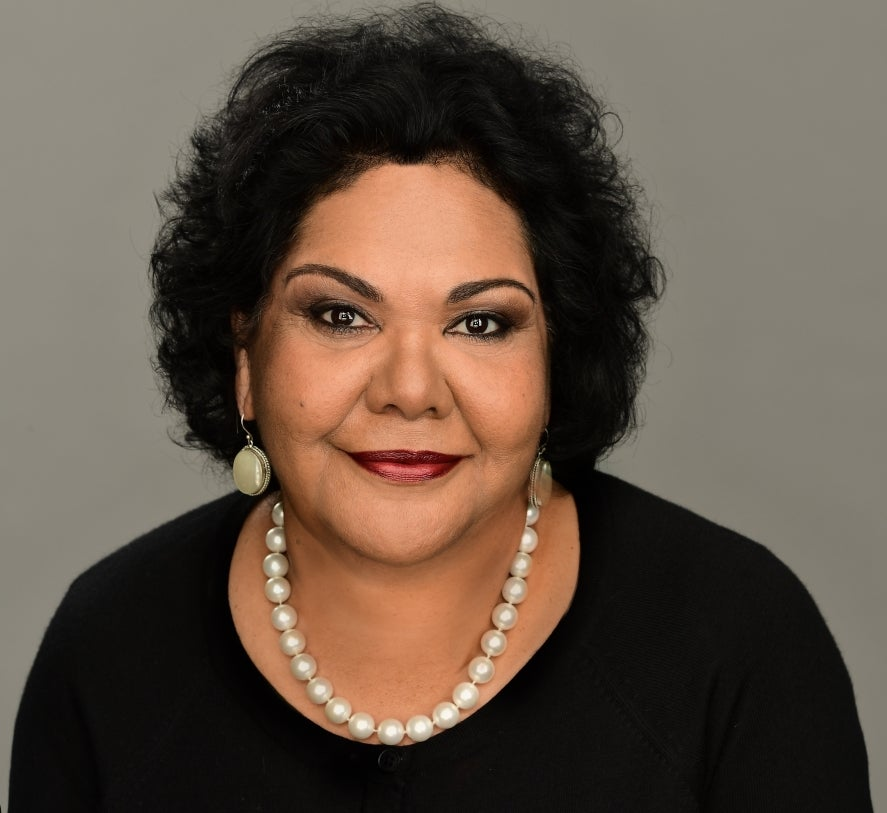 Commissioner June Oscar