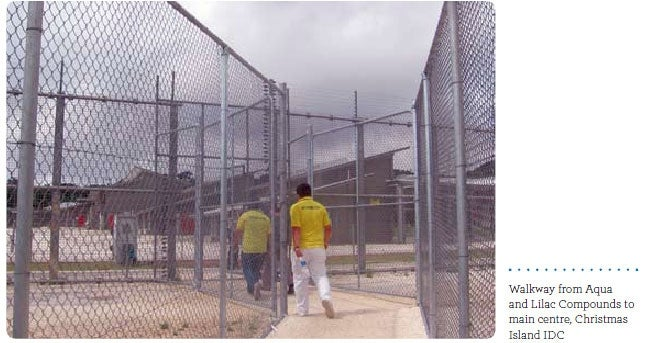 New Mothers on Suicide Watch at Christmas Island | Australian Human Rights Commission
