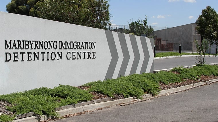 Maribyrnong Immigration Detention Centre - Commons photo