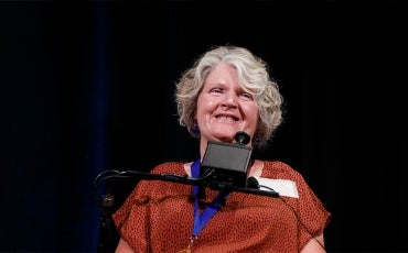 Rosemary Kayess, winner of 2019 Human Rights Medal. Photo by Matthew Syres