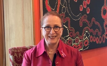 Rosalind Croucher, President of the Australian Human Rights Commission