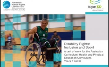 Disability Rights, Inclusion and Sport