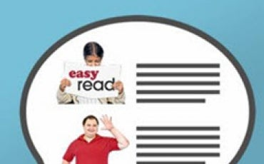 Info - Easy Read logo