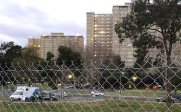 Public housing in Flemington