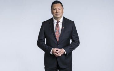 Race Discrimination Commissioner Chin Tan