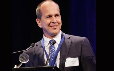 Peter Greste, photo by Matthew Syres