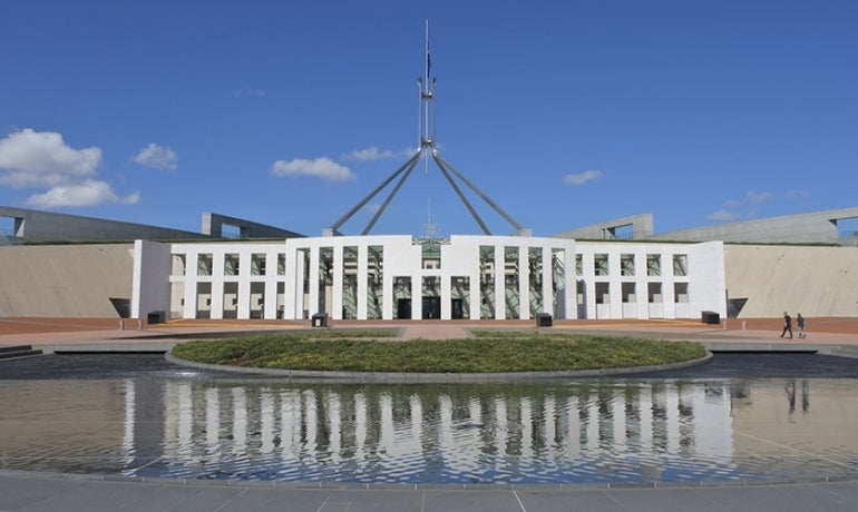 Parliament House, Canberra