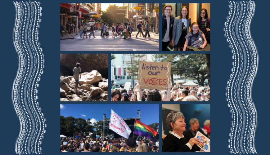 Australia's Third Universal Periodic Review Picture Collage