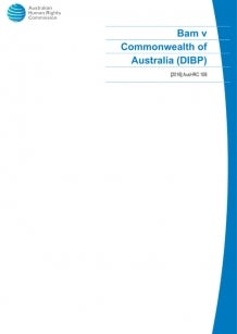Cover of [2016] AusHRC 108