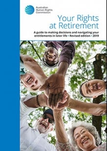 Your Rights At Retirement 2019 cover