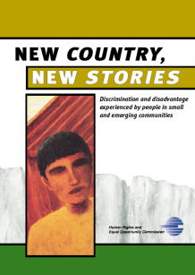 New Country, New Stories cover 1999
