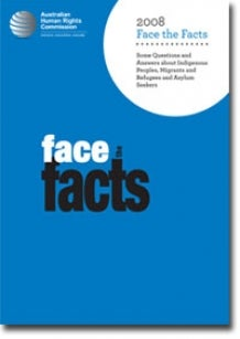 cover - Face the Facts 2008