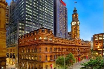 photo of The Westin Sydney hotel buiding